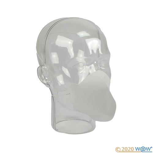 Papier-Einwegmaske BM01 - VE 1