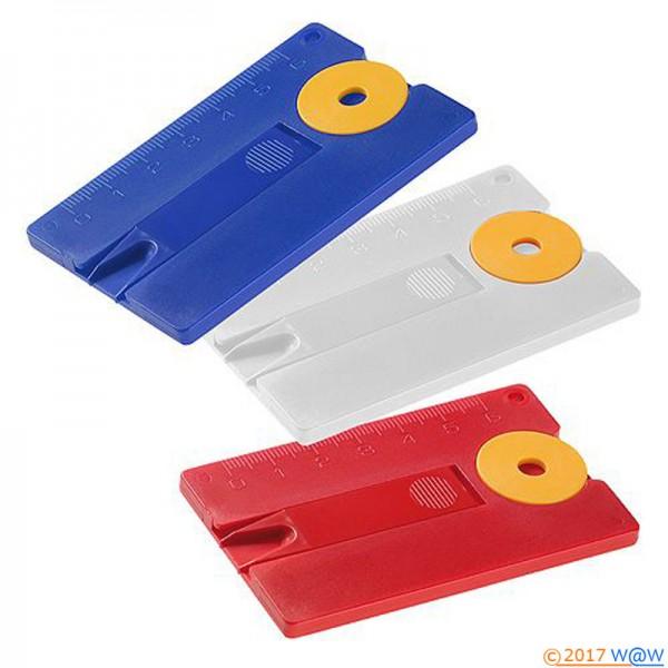 Schlüsselanhängerkarte Anti-Zecke
