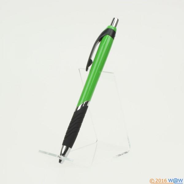 Kugelschreiber Wave grün