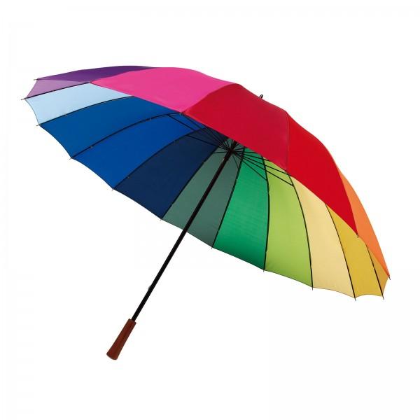 Golfschirm RAINBOW-SKY