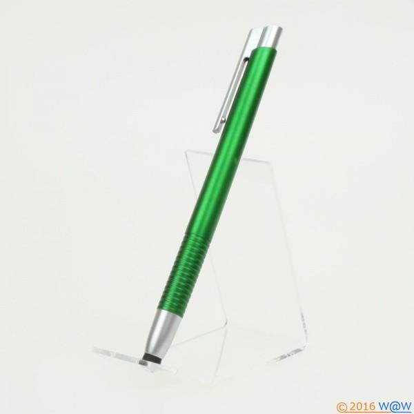 Kugelschreiber Valde Touch grün