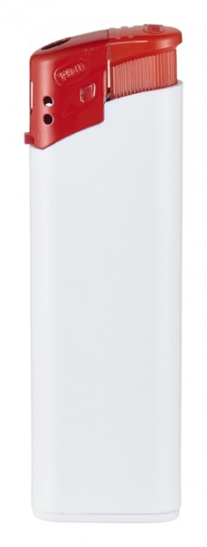 Elektronikfeuerzeug EB15 white